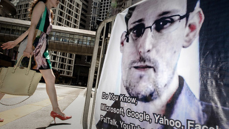 Snowden seeks asylum in Iceland through intermediary — RT News | UnSpy - For Liberty! | Scoop.it