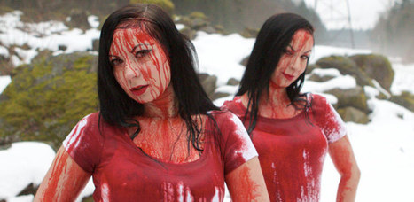 "Soska Sisters reteam with WWE Studios for ""VENDETTA"" 