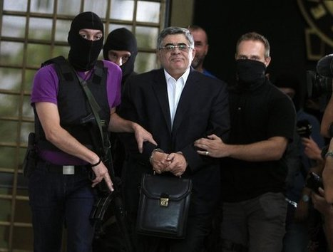 Greece Arrests Senior Members of Far-Right Party | Politics economics and society | Scoop.it