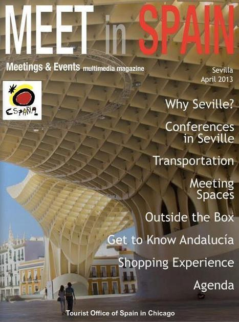 WOW!! Sevilla in Meet in Spain ... | Meetings, Tourism and  Technology | Scoop.it
