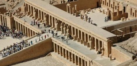 El Imparcial: Noticias: Hatshepsut: la historia de una virtuosa faraona que se adelantó a su tiempo | Hatshepsut | Scoop.it