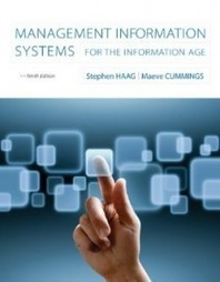 Test Bank For » Test Bank for Management Information Systems for the Information Age, 9th Edition : Haag Download | Management Information Systems Test Banks | Scoop.it