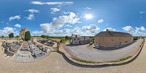 Mémorial de Graignes, Manche  -  France - Panorama 360 x 180° au mât télescopique © Pascal Moulin | moulin360panoramic | Scoop.it