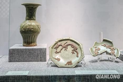 Des pièces de porcelaine millénaires exposées à Beijing   French China   Kiosque du monde : Asie   Scoop.it