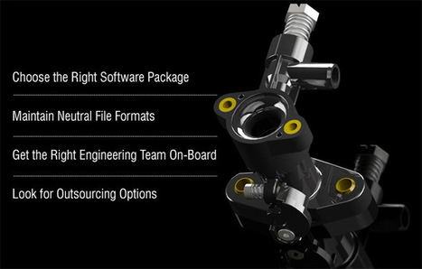 4 Ways to Accelerate 3D Modeling Process and Bring Products Faster to the Market   Mechanical 3D Modelling   Scoop.it