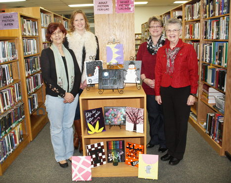 Art Helps TP Library Raise Funds - The Advocate And Democrat | Tennessee Libraries | Scoop.it