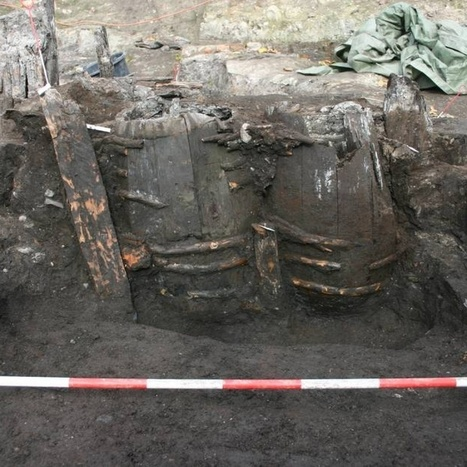 Archaeologists make smelly discovery  in Odense | Teaching history and archaeology to kids | Scoop.it