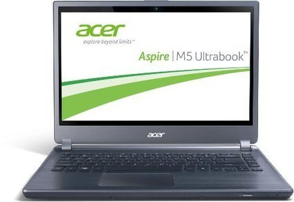 @1@   Acer Aspire M5-481T-33224G52Mass Ultrabook 35,5 cm (14 Zoll) Volksnotebook (Intel Core i3-3227U, 1,9GHz, 4GB RAM, 500GB HDD, Intel HD 4000, DVD, Win 7 HP) silber | Netbook Günstig kaufen | Scoop.it