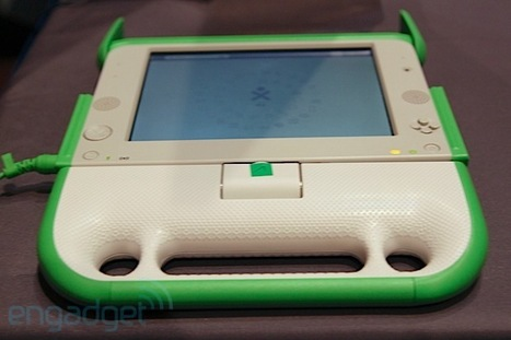 OLPC XO Tablet, XO Learning System launched – ARMdevices.net | offene ebooks & freie Lernmaterialien (epub, ibooks, ibooksauthor) | Scoop.it