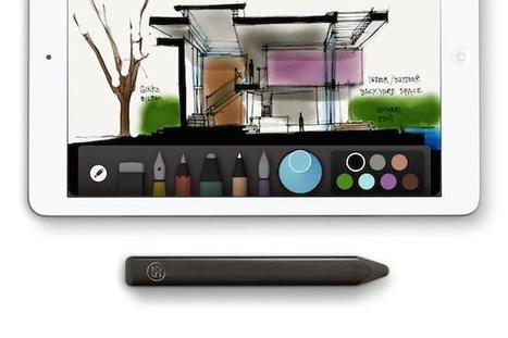 Paper de FiftyThree, la App perfecta para acompañar el Stylus Pencil, totalmente gratuíta en la App Store   iPad classroom   Scoop.it