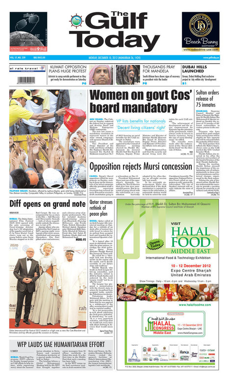 gulftoday.ae | Honduran president fears repeat of '09 coup | Global politics | Scoop.it