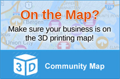 Inside3DP presents the global 3D printing community map | 3D Virtual-Real Worlds: Ed Tech | Scoop.it