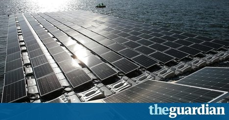 Floating solar is a win-win energy solution for drought-stricken US lakes | Farming, Forests, Water, Fishing and Environment | Scoop.it