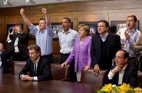 G8 Goal ! | Epic pics | Scoop.it