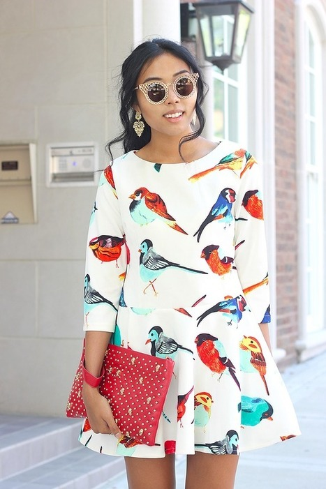 Fashion of a Novice: The Birds Are Chirping | Belk  Fashion - with Arlene Goldstein, Belk Vice President of Trend Merchandising and Fashion Direction | Scoop.it
