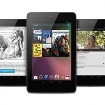 La Google Nexus 7 en vente le 3 septembre en France | STRATOGINA | Scoop.it