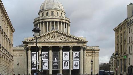 Quatre esprits de la Résistance entrent au Panthéon - France - RFI | Merveilles - Marvels | Scoop.it