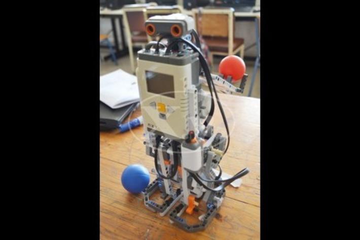 Εξελίσσεται ο... ρομποτικός Διαμαντίδης από το Γυμνάσιο Πλατανιά | Η Πληροφορική σήμερα! | Scoop.it