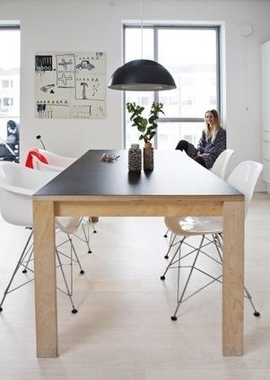 Un intérieur simple et vintage au Danemark     PLANETE DECO a homes worldPLANETE DECO a homes world   la Mode i love it   Scoop.it