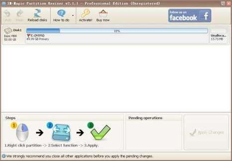 FREE license key of IM-Magic Partition Resizer Pro - Techtiplib.com | Giveaway, Coupon | Scoop.it