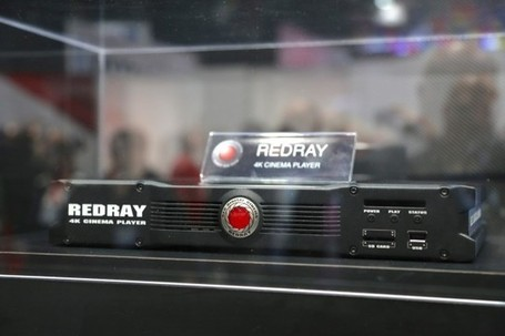 RED has a 4K player for the coming wave of Ultra HD TVs | TechWatch | Scoop.it