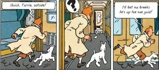 Interview: Susan Rennie on translating Tintin into Scots   Translators Make The World Go Round   Scoop.it