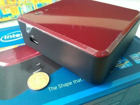 Test : Intel NUC, le PC ultra miniaturisé | Web Planet | Scoop.it