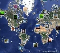 Fuentes de inspiración visual para viajes y escapadas | El Txoko de Lonifasiko | online travel planning | Scoop.it