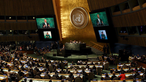 'ISIS only winner of ongoing conflicts' – UNGA President | Global politics | Scoop.it