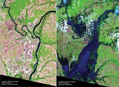 On the Cutting Edge of Emergency Management : Earth Imaging Journal: Remote Sensing, Satellite Images, Satellite Imagery | Remote Sensing News | Scoop.it