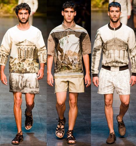 Vestir a los dioses: la cultura clásica en la moda actual | Referentes clásicos | Scoop.it