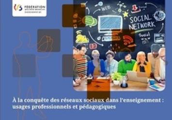 Utiliser à bon escient les réseaux sociaux à l'école - Guide | TIC et TICE mais... en français | Scoop.it