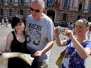 Les touristes ne boudent pas Toulouse | So Toulouse | Scoop.it