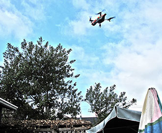 If I Fly a UAV Over My Neighbor's House, Is It Trespassing? | Technoscience and the Future | Scoop.it