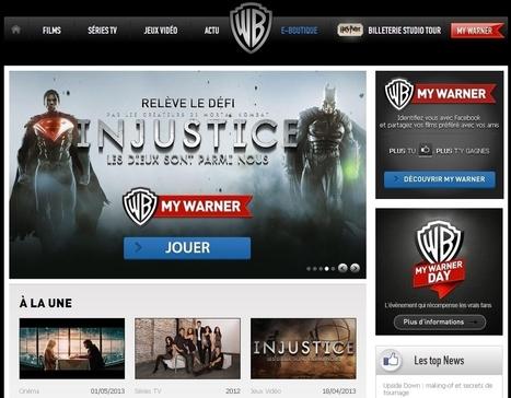 Warner Bros récompense ses fans sur Facebook | Le boom du digital et le marketing relationnel | Scoop.it