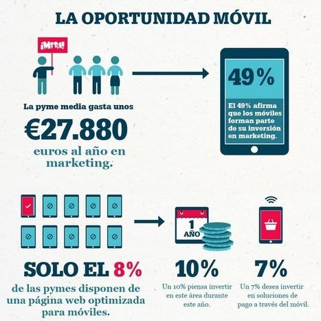 Las PYMEs españolas y el marketing online: ¿oportunidad perdida? - Lukor | community manager | Scoop.it