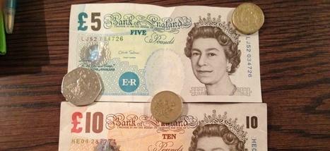 Les vegans anglais se mobilisent contre un billet de banque contenant des graisses animales   Attitude BIO   Scoop.it