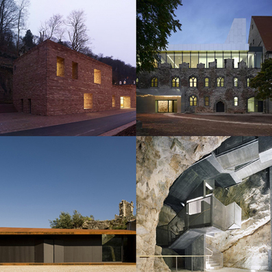 Dezeen archive: modern additions to castles | Reading list | Scoop.it