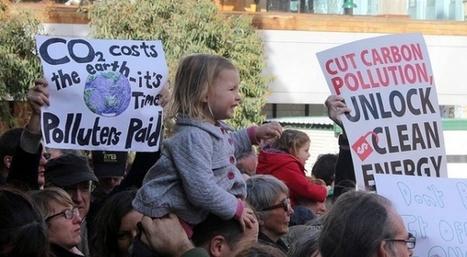 Sommes-nous prêts à payer pour limiter le réchauffement climatique? | Presse & Journalisme | Scoop.it