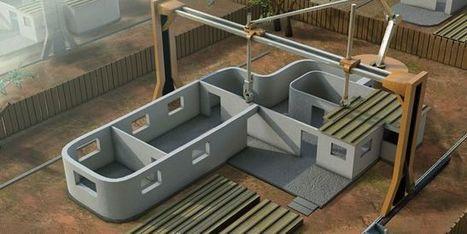 La impresión 3D en arquitectura y su aportación a la sostenibilidad | mimbrea | Construcciones e infraestructuras rurales | Scoop.it