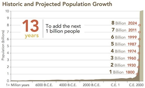World Population To Reach 7 Billion This Month | Conciencia Colectiva | Scoop.it