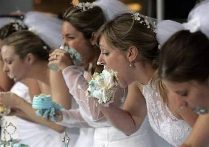 It's your wedding day… no need to act normal (25photos) | DSLR video and Photography | Scoop.it