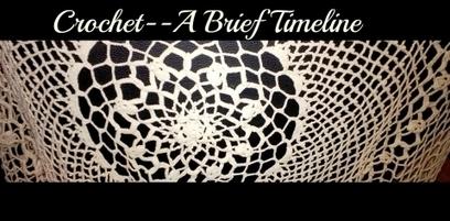 Crochet--A Brief Timeline   Crafts & Arts   Scoop.it