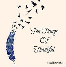 Ten Testosterrific Things of Themed Thankful...NINE! #10Thankful   The Ten Things of Thankful Tribune   Scoop.it