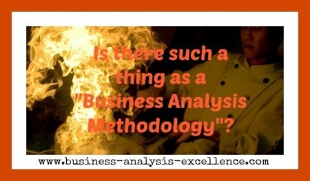 Business Analysis Methodology | What is this and is it real? | Business Analysis | Scoop.it