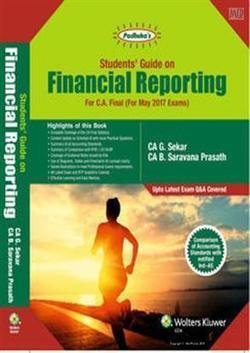 Padhuka's Student Guide On Financial Reporting For CA Final, 10 Edition | Accounting Books - Law, Lega and Taxation Books | Scoop.it