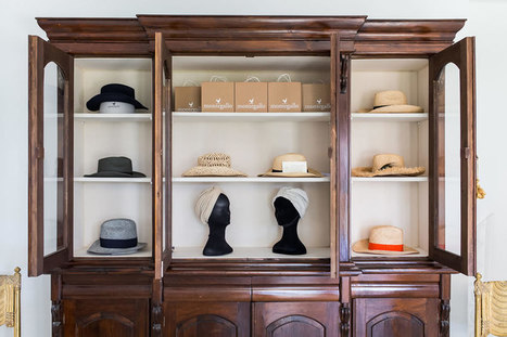 Montegallo: Hats from Le Marche | Le Marche & Fashion | Scoop.it