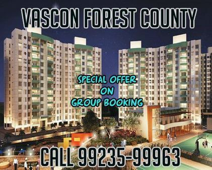 Vascon Developers Vascon Forest County | Real Estate | Scoop.it