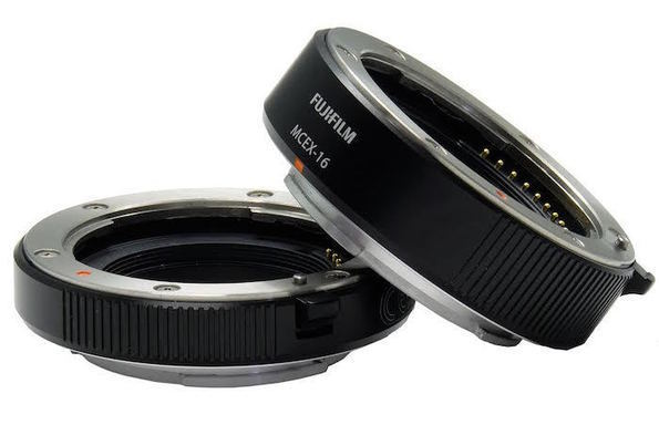 Fuji Introduces Macro Extension Tubes for X-Series