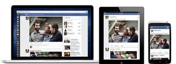 Facebook wants to be your new 'personalized newspaper' | Business in a Social Media World | Scoop.it